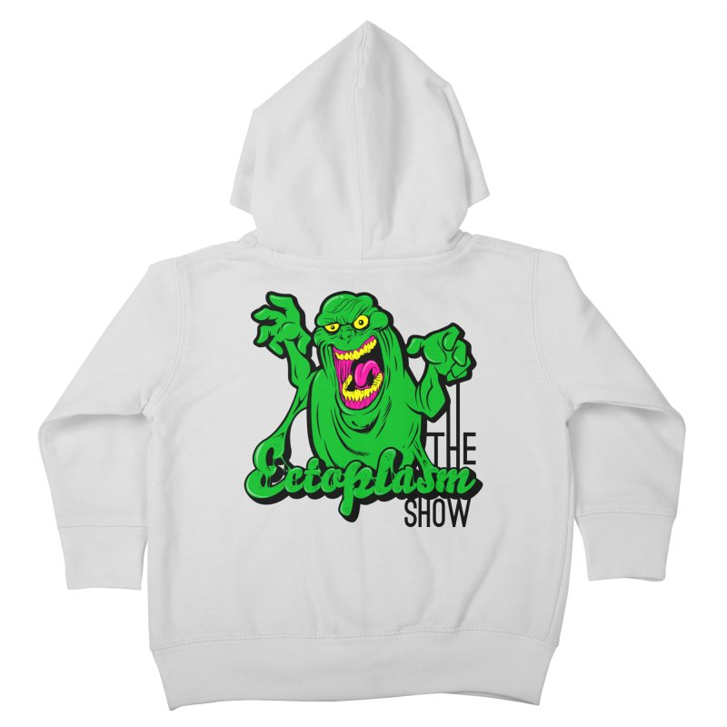 Classic Logo Kids Toddler Zip-Up Hoody by EctoplasmShow's Artist Shop