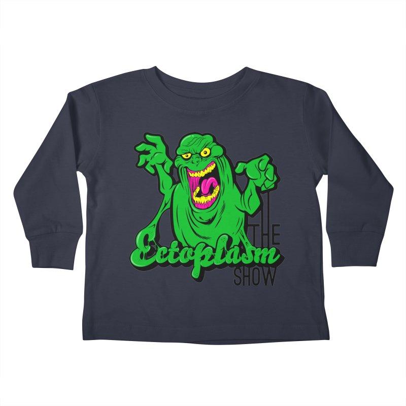 Classic Logo Kids Toddler Longsleeve T-Shirt by EctoplasmShow's Artist Shop