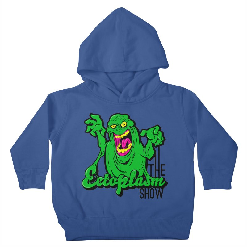 Classic Logo Kids Toddler Pullover Hoody by EctoplasmShow's Artist Shop