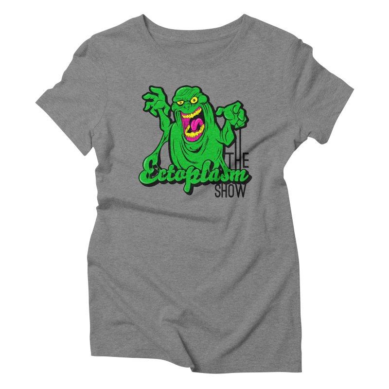 Classic Logo Women's Triblend T-Shirt by EctoplasmShow's Artist Shop