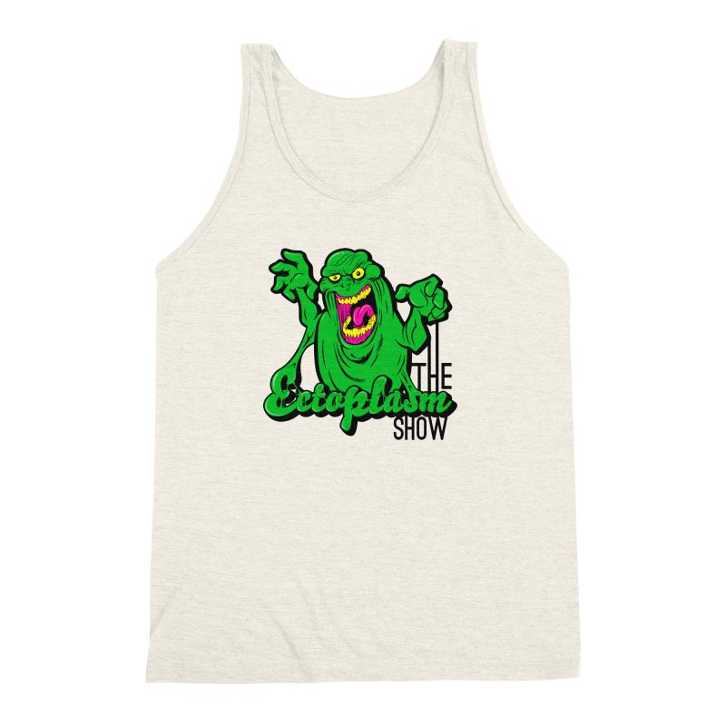 Classic Logo Men's Triblend Tank by EctoplasmShow's Artist Shop