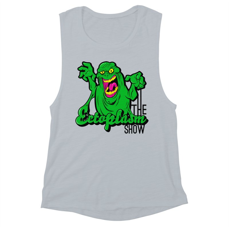 Classic Logo Women's Muscle Tank by EctoplasmShow's Artist Shop