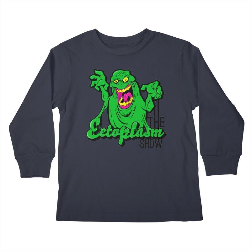 Classic Logo Kids Longsleeve T-Shirt by EctoplasmShow's Artist Shop