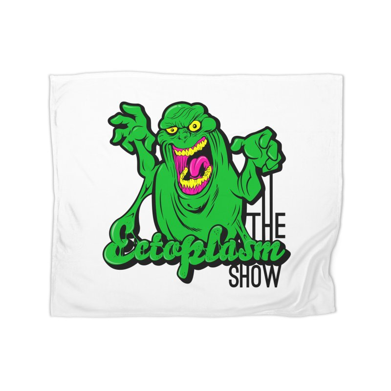 Classic Logo Home Blanket by EctoplasmShow's Artist Shop