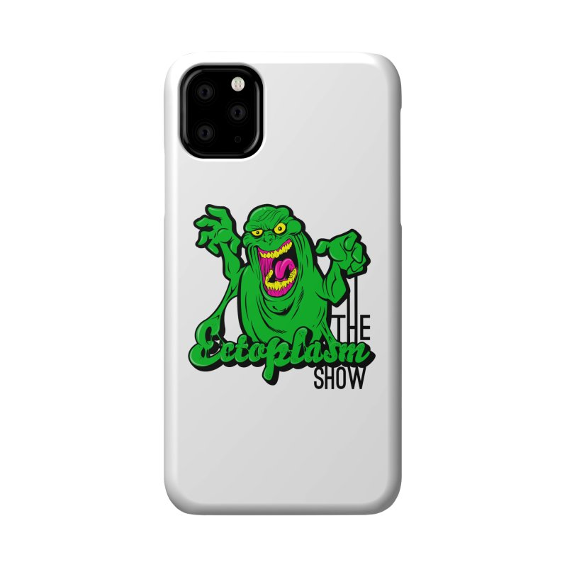 Classic Logo Accessories Phone Case by EctoplasmShow's Artist Shop