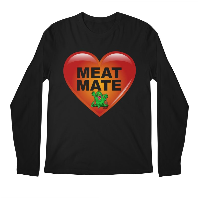 Meat Mate Men's Longsleeve T-Shirt by EctoplasmShow's Artist Shop
