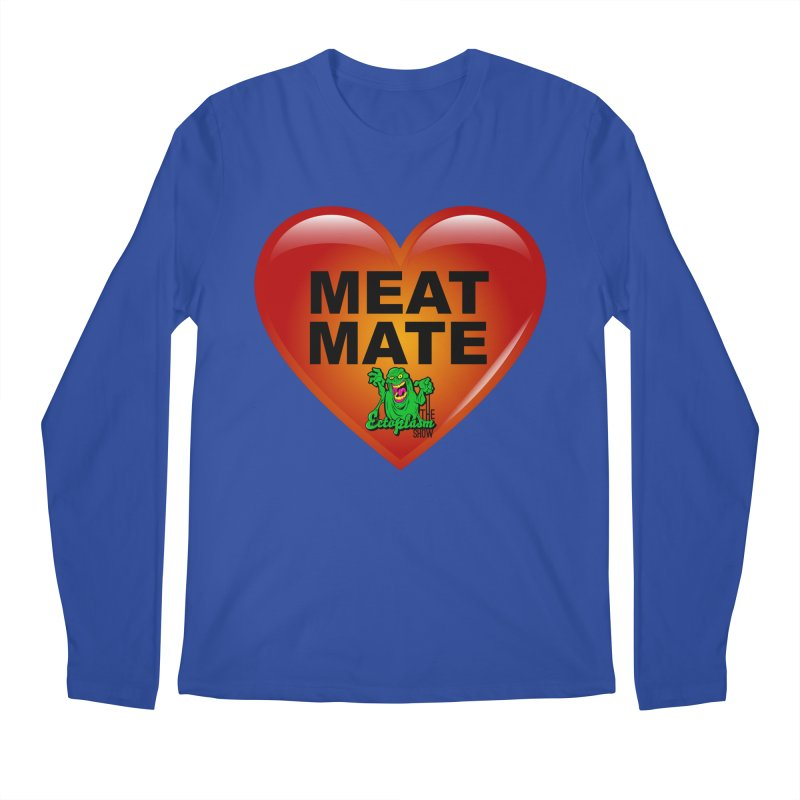 Meat Mate Men's Longsleeve T-Shirt by EctoplasmShow's Artist Shop