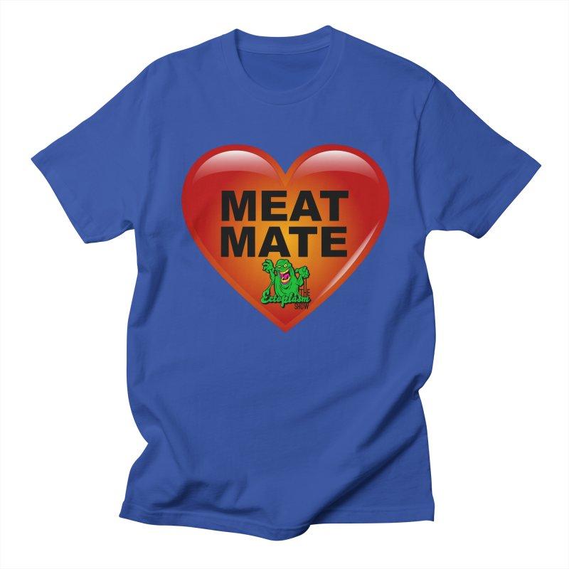 Meat Mate Men's T-Shirt by EctoplasmShow's Artist Shop