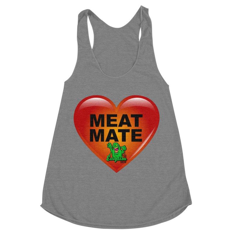 Meat Mate Women's Tank by EctoplasmShow's Artist Shop