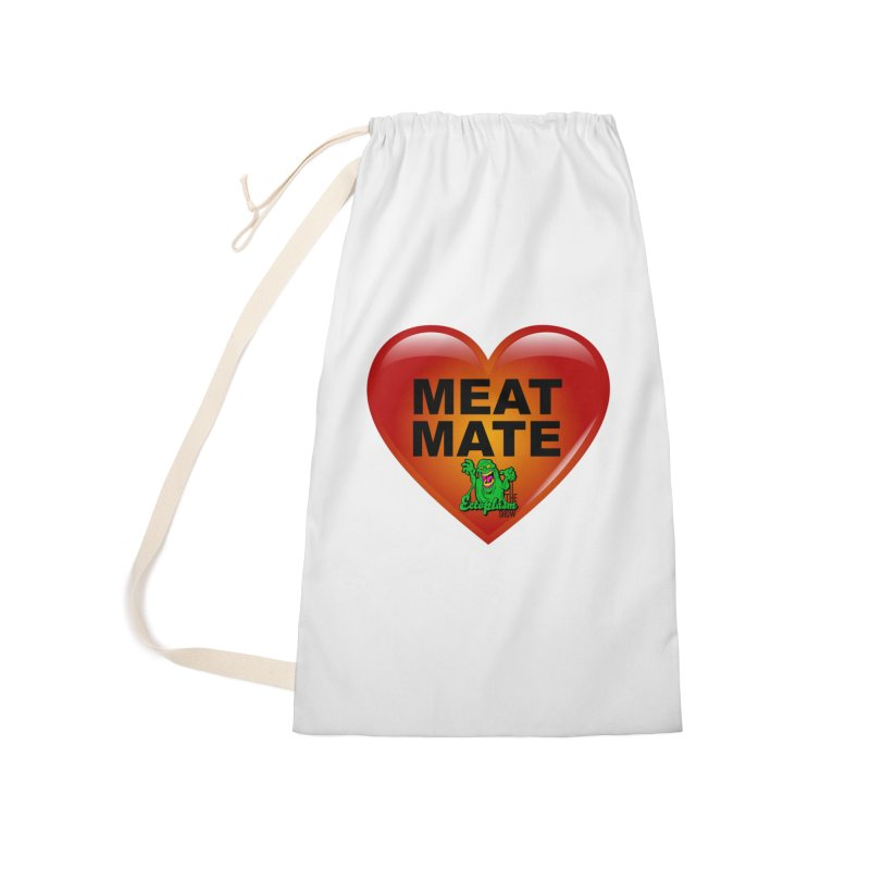 Meat Mate Accessories Bag by EctoplasmShow's Artist Shop