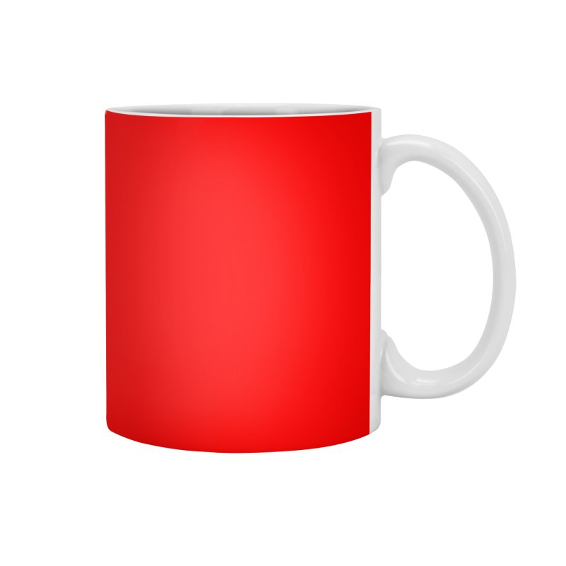 Lego Red Accessories Mug by EctoplasmShow's Artist Shop