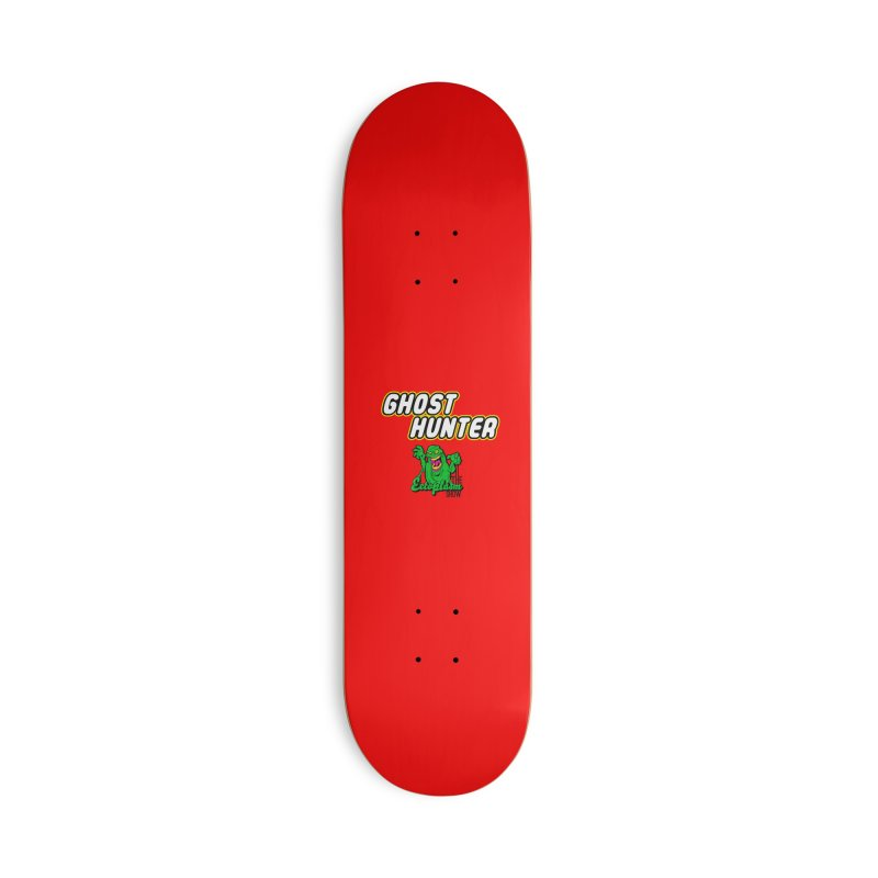Lego Red Accessories Skateboard by EctoplasmShow's Artist Shop