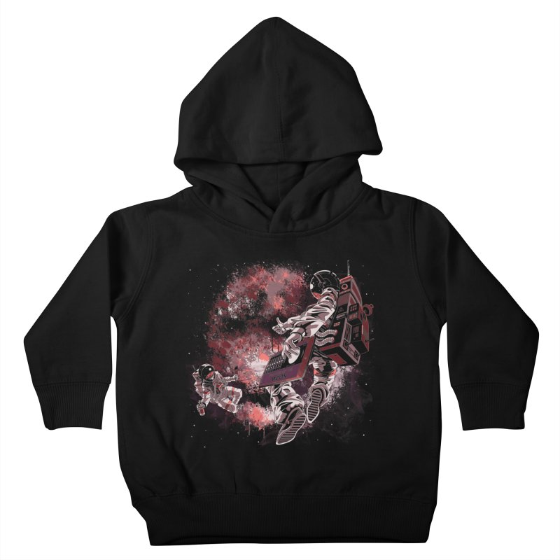 Phases Of The Moon Kids Toddler Pullover Hoody by Arashi-Yuka