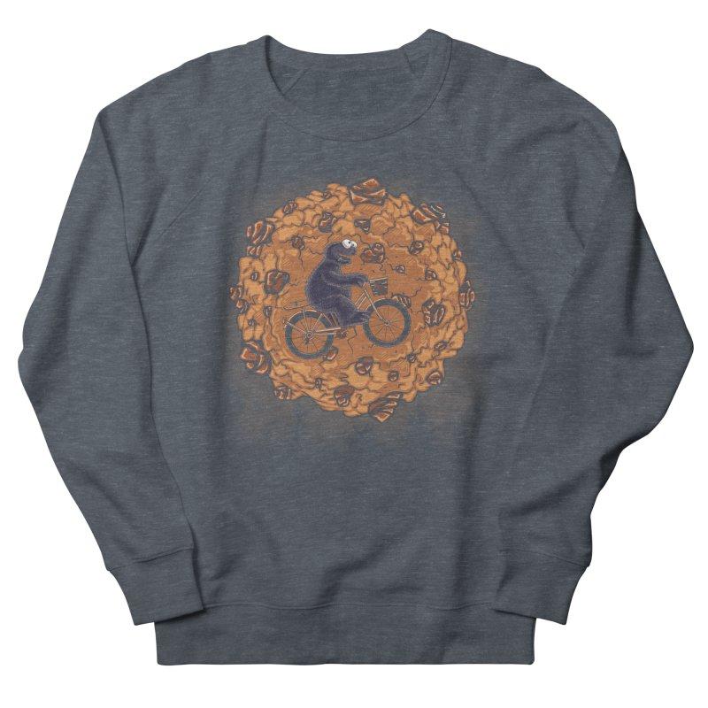Your Moon, My Cook Women's French Terry Sweatshirt by Arashi-Yuka