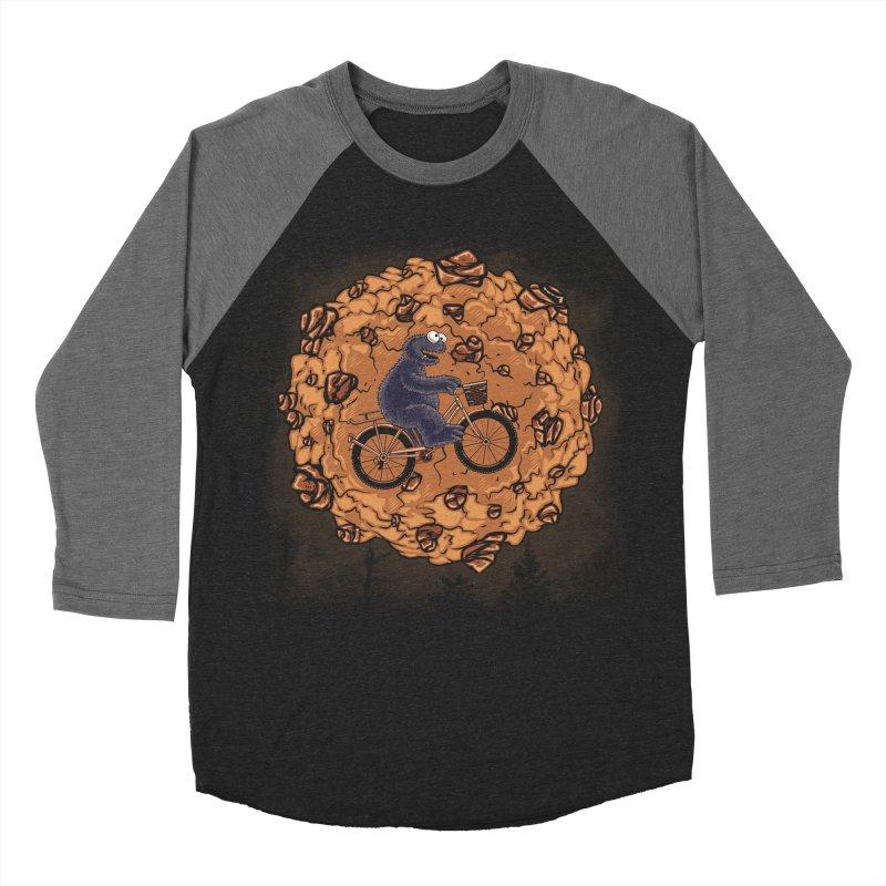 Your Moon, My Cook Men's Baseball Triblend Longsleeve T-Shirt by Arashi-Yuka
