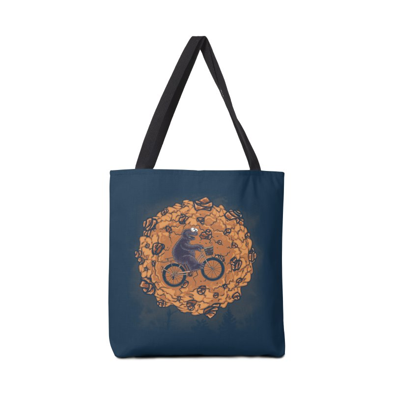 Your Moon, My Cook Accessories Tote Bag Bag by Arashi-Yuka