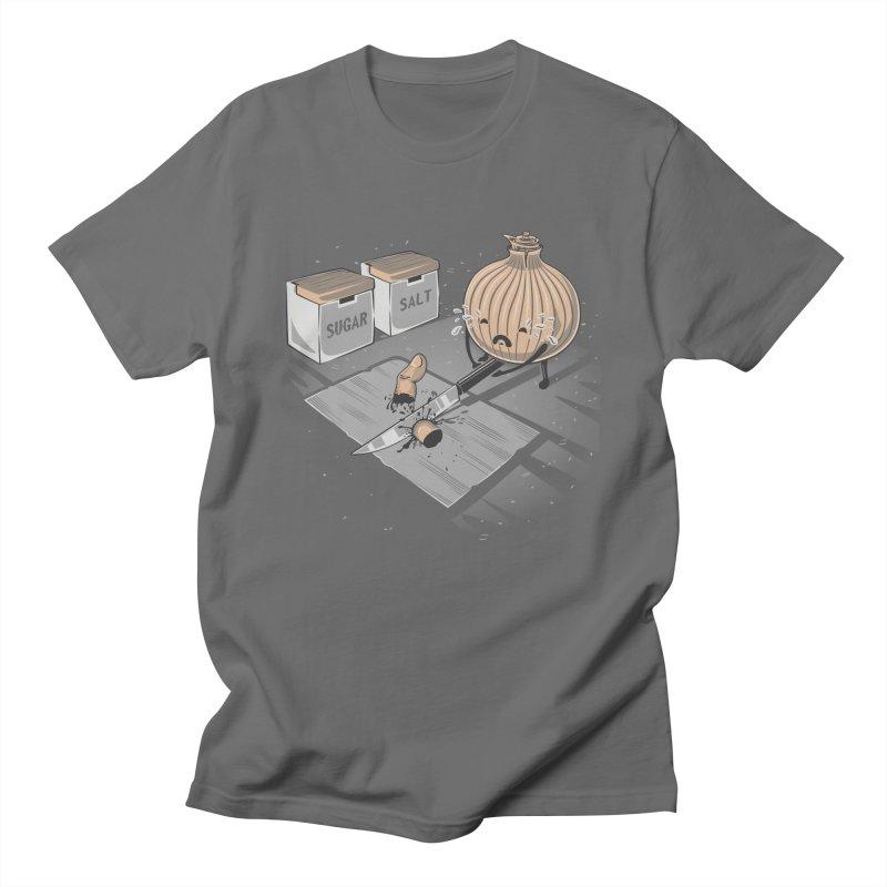 Onion´s Revenge Men's T-Shirt by Arashi-Yuka