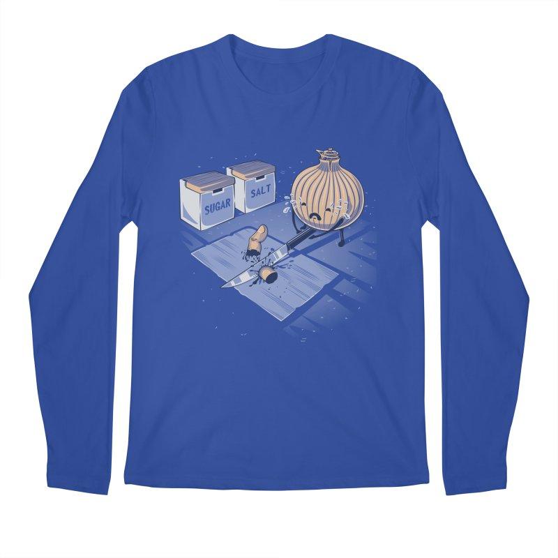 Onion´s Revenge Men's Regular Longsleeve T-Shirt by Arashi-Yuka