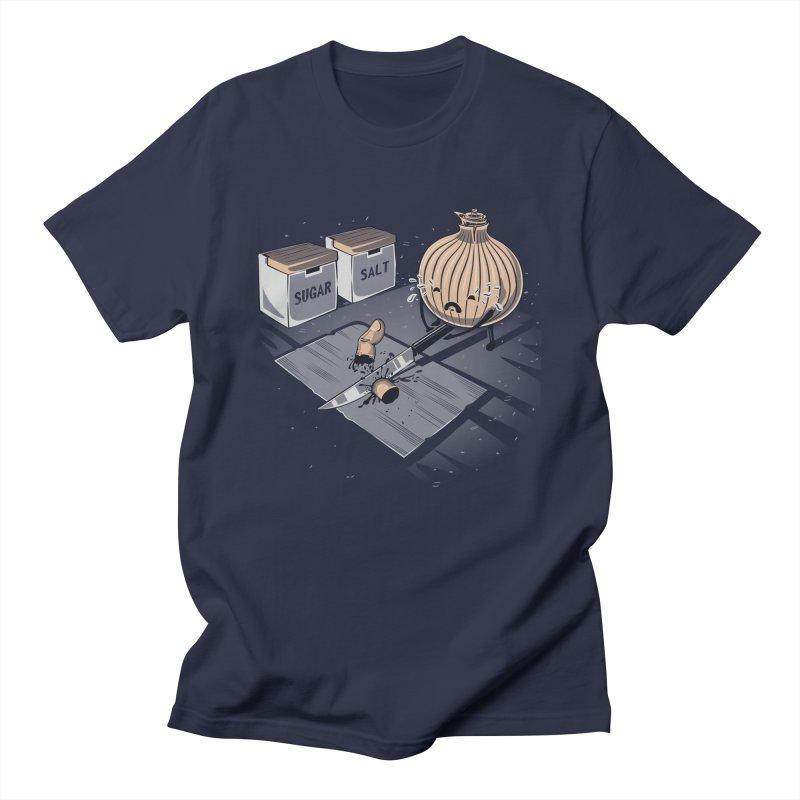 Onion´s Revenge Men's Regular T-Shirt by Arashi-Yuka