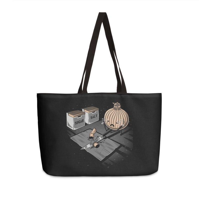 Onion´s Revenge Accessories Weekender Bag Bag by Arashi-Yuka