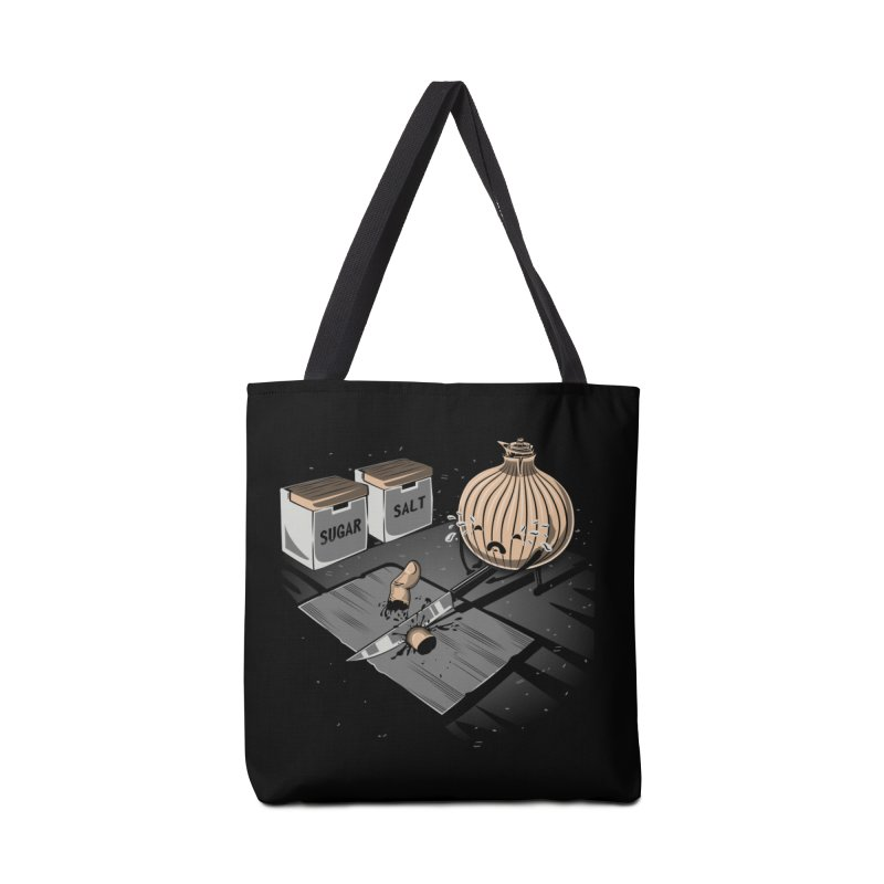 Onion´s Revenge Accessories Tote Bag Bag by Arashi-Yuka