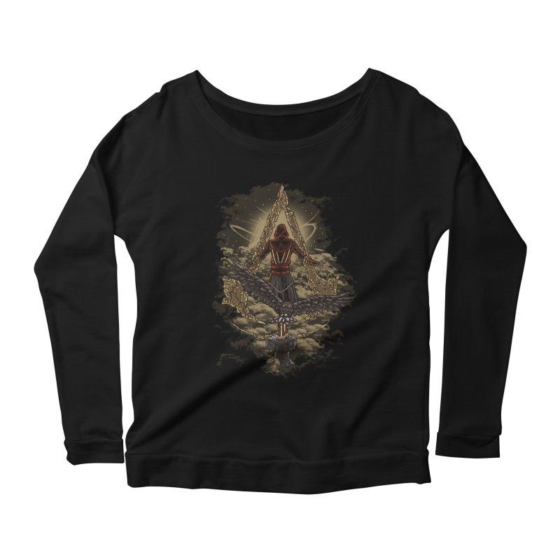 Leap Of Faith Women's Longsleeve T-Shirt by Arashi-Yuka