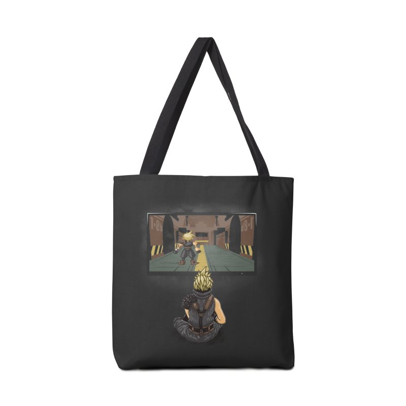 Playing With Yourself Accessories Tote Bag Bag by Arashi-Yuka