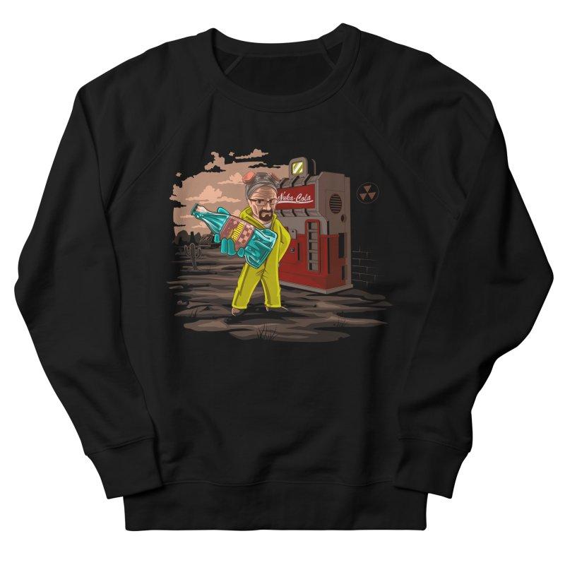 Nuka-Cola Quantum Men's French Terry Sweatshirt by Arashi-Yuka