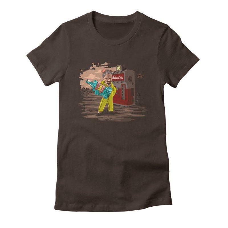 Nuka-Cola Quantum Women's T-Shirt by Arashi-Yuka