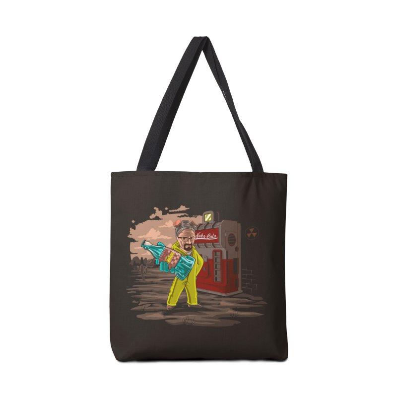 Nuka-Cola Quantum Accessories Tote Bag Bag by Arashi-Yuka