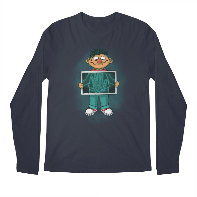 High Five! Men's Regular Longsleeve T-Shirt by Arashi-Yuka