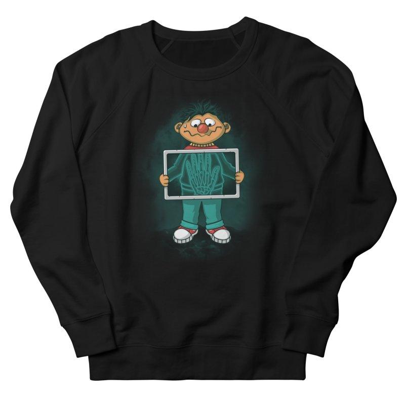 High Five! Men's French Terry Sweatshirt by Arashi-Yuka