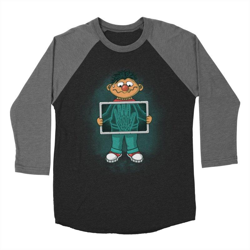 High Five! Men's Baseball Triblend Longsleeve T-Shirt by Arashi-Yuka