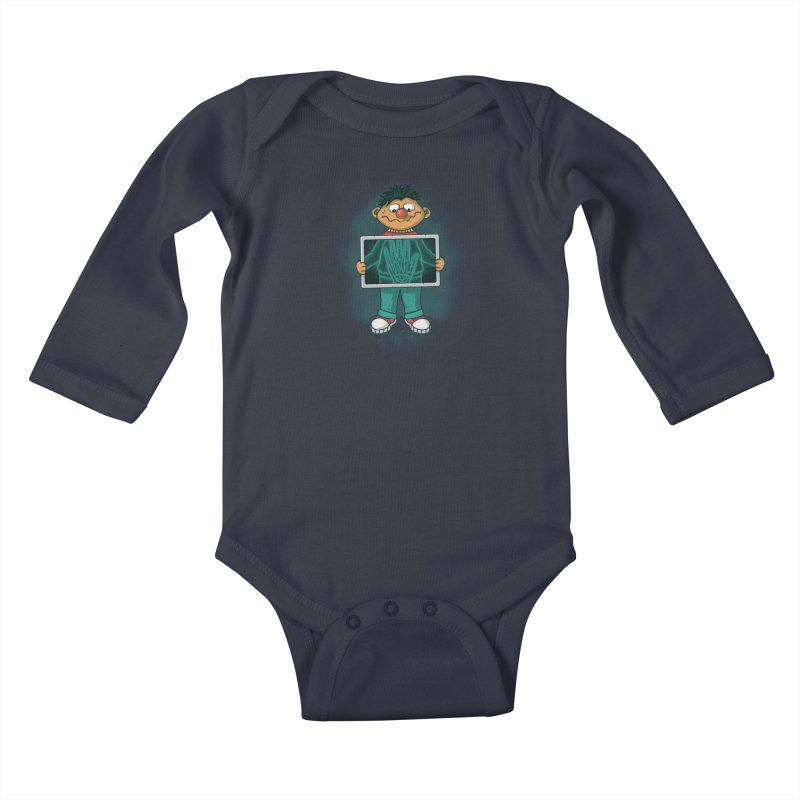 High Five! Kids Baby Longsleeve Bodysuit by Arashi-Yuka