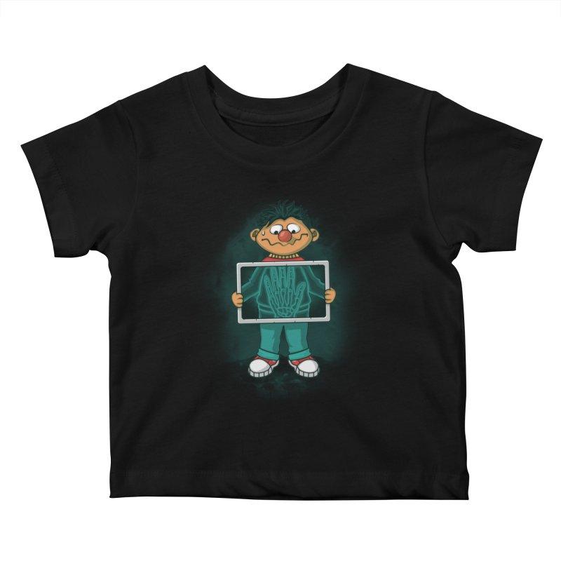 High Five! Kids Baby T-Shirt by Arashi-Yuka