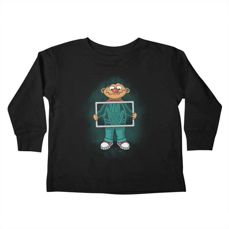 High Five! Kids Toddler Longsleeve T-Shirt by Arashi-Yuka
