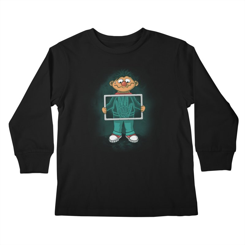 High Five! Kids Longsleeve T-Shirt by Arashi-Yuka