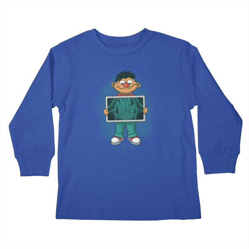 High Five! Kids Longsleeve T-Shirt by Arashi-Yuka