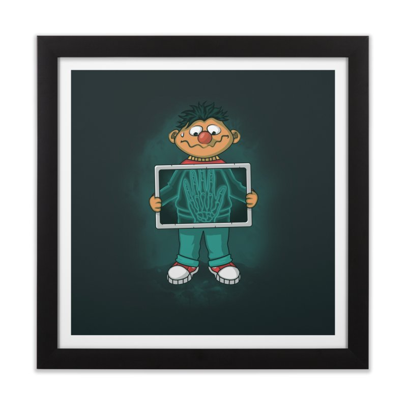 High Five! Home Framed Fine Art Print by Arashi-Yuka