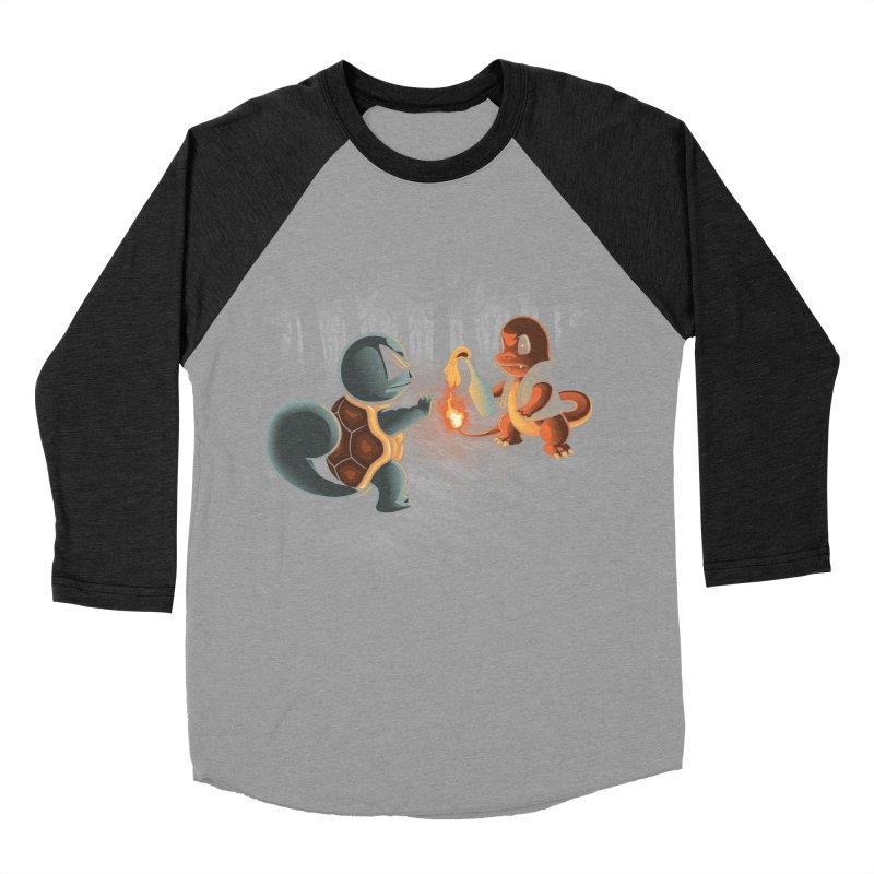 Forest Ranger Men's Baseball Triblend Longsleeve T-Shirt by Arashi-Yuka