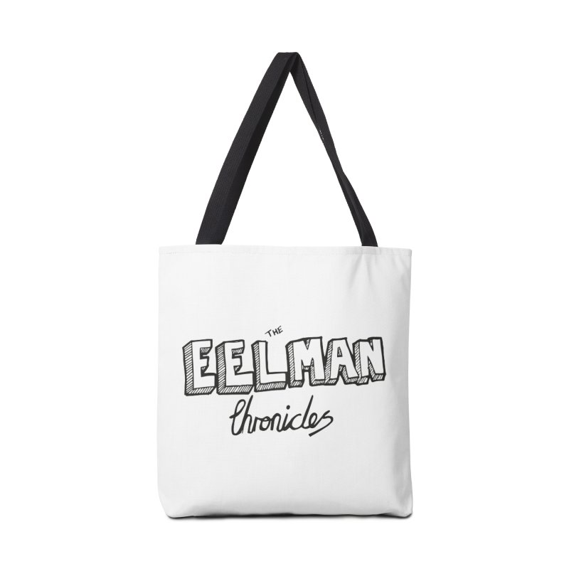 Eelman Chronicles Logo Accessories Bag by EelmanChronicles's Artist Shop