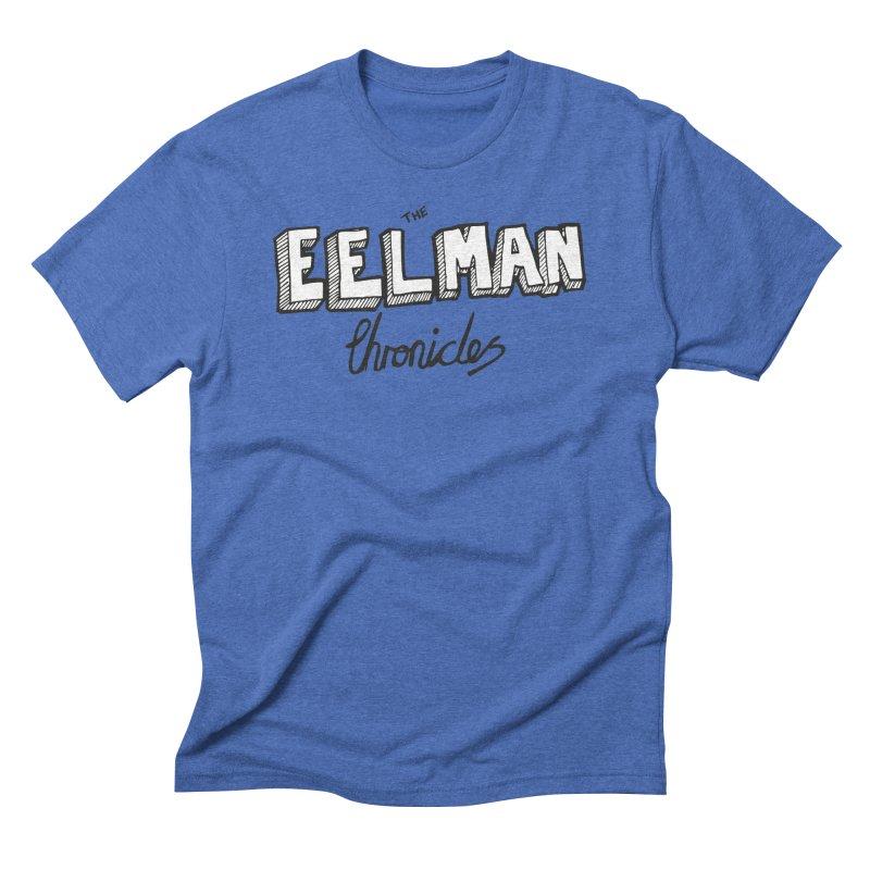 Eelman Chronicles Logo Men's T-Shirt by EelmanChronicles's Artist Shop