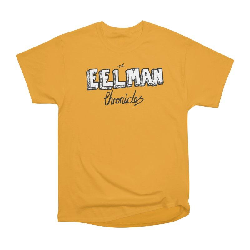 Eelman Chronicles Logo Women's Heavyweight Unisex T-Shirt by EelmanChronicles's Artist Shop