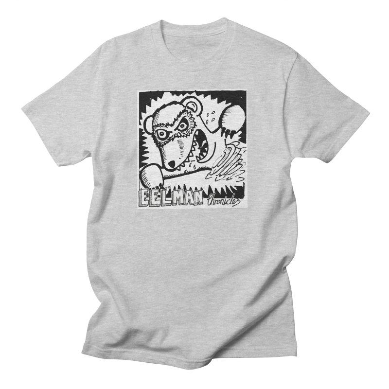 Eelman Chronicles - Rabid Ferret Men's T-Shirt by EelmanChronicles's Artist Shop