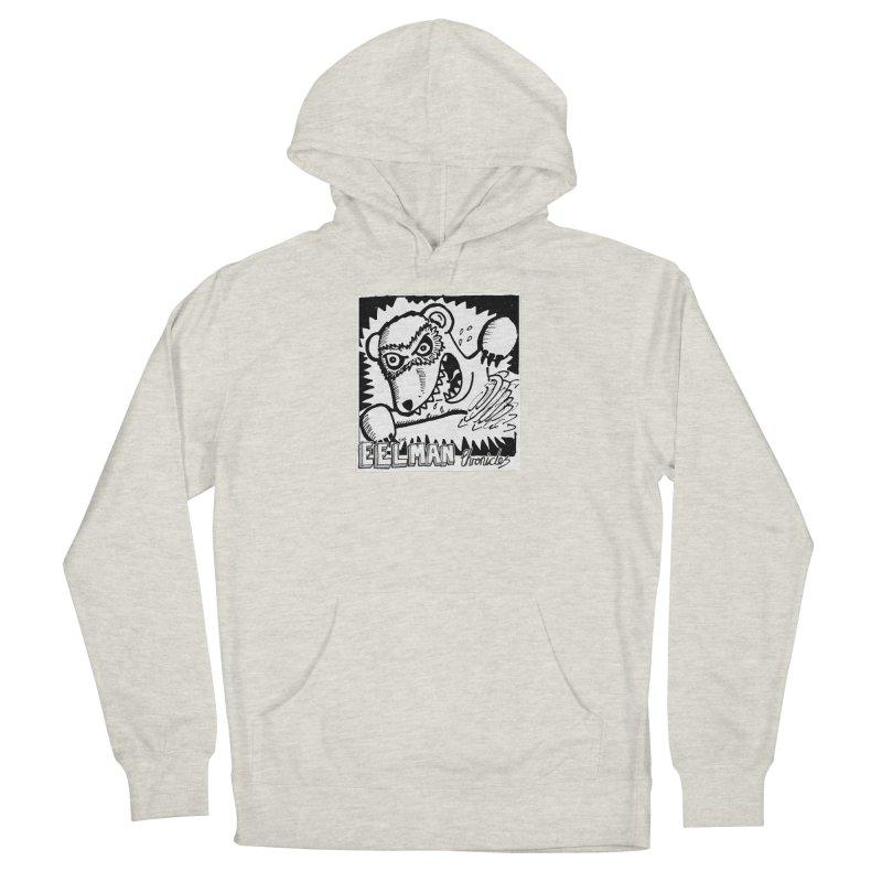 Eelman Chronicles - Rabid Ferret Women's Pullover Hoody by EelmanChronicles's Artist Shop