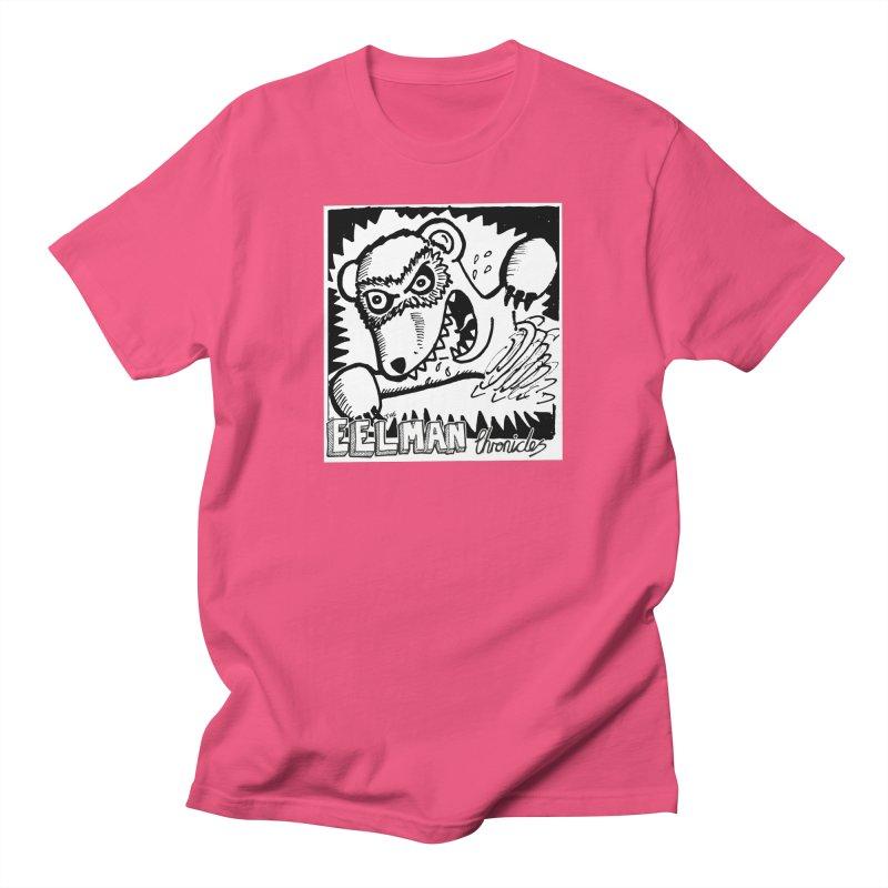 Eelman Chronicles - Rabid Ferret Men's Regular T-Shirt by EelmanChronicles's Artist Shop