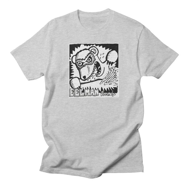 Eelman Chronicles - Rabid Ferret Women's Regular Unisex T-Shirt by EelmanChronicles's Artist Shop
