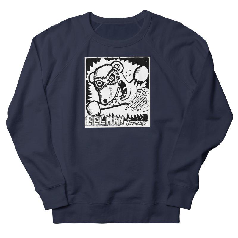 Eelman Chronicles - Rabid Ferret Women's French Terry Sweatshirt by EelmanChronicles's Artist Shop