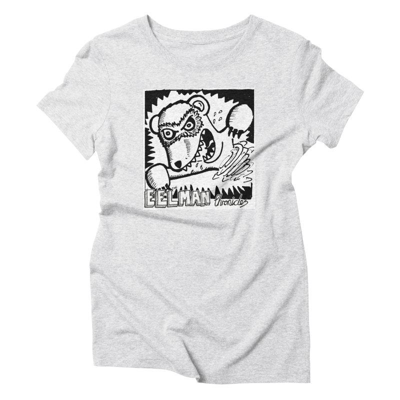 Eelman Chronicles - Rabid Ferret Women's T-Shirt by EelmanChronicles's Artist Shop