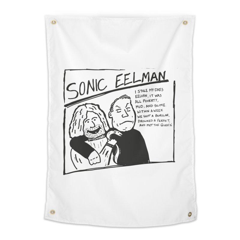 Eelman Chronicles - Sonic Eelman Home Tapestry by EelmanChronicles's Artist Shop